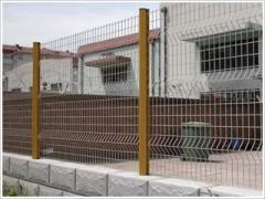 小区护栏网厂家,护栏网规格  晨航丝网