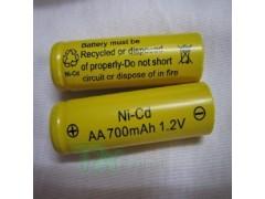 700mah毫安5号充电电池灯具数码家用质比电器遥控模型AAA品胜AA