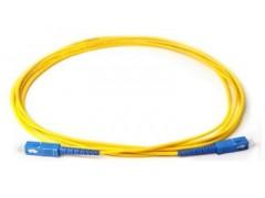 3米SC-SC单模单芯光纤跳线sc尾纤跳线网络光纤线网络级