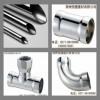 承插式焊接不銹鋼管及管件環壓式薄壁不銹鋼水管及管件