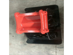 厂家直销DHS08平板夯实机挖机液压夯实器 振动打夯机