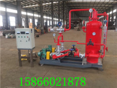 TY锅炉蒸汽回收机节能技术脱颖而出