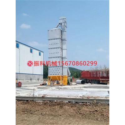 荆州农作物玉米烘干机厂家  立式粮食烘干机生产线