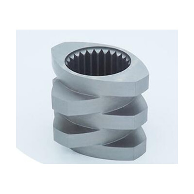 氮氟龙螺杆的输送元件螺纹元件双螺杆挤出机螺纹套