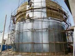 聚氨酯管殼鋁皮管道保溫施工巖棉設備保溫安裝