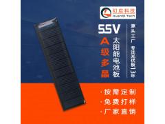 小尺寸太阳能板小型滴胶多晶太阳能电池板