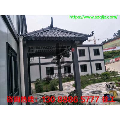 深圳住人集装箱房屋定制厂家琪龙建筑3*6米标准集装箱房