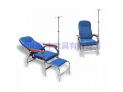 上海单人位输液椅诊所输液椅门诊输液室椅子 F-612
