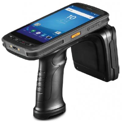 固定资产盘点远距离超高频手持机GM-T72,rfid移动手持