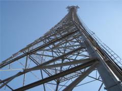钢结构通信塔 信号塔 通讯塔厂家 河北常通